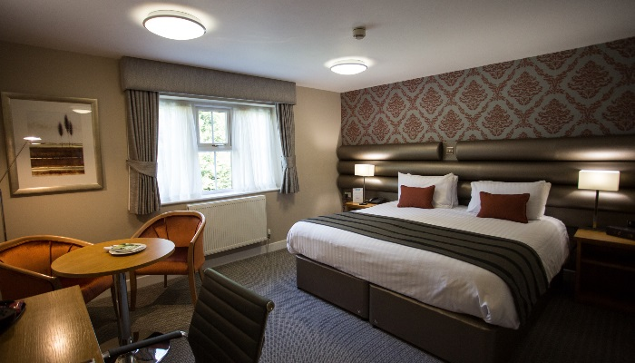 Superior Double Room (can be made into a Twin)