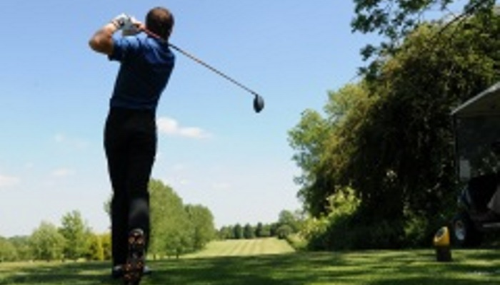 Try your hand at golf on Ullesthorpe's 18 hole course