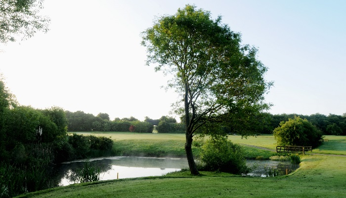 Ullesthorpe Court's championship length golf course